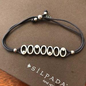 """Silpada Designs """"Sweet Deal"""" bracelet"""